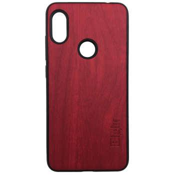 کاور ایت مدل طرح چوب مناسب برای گوشی موبایل شیائومی Redmi Note 6 Pro