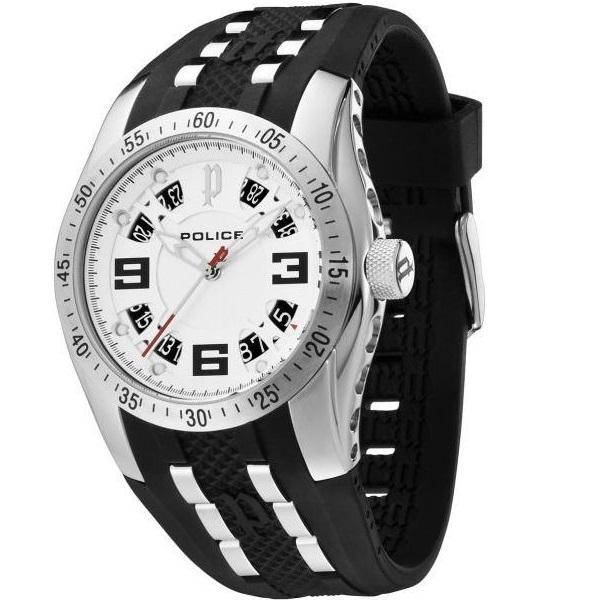 ساعت مچی عقربه ای مردانه پلیس مدل PL12892JS04