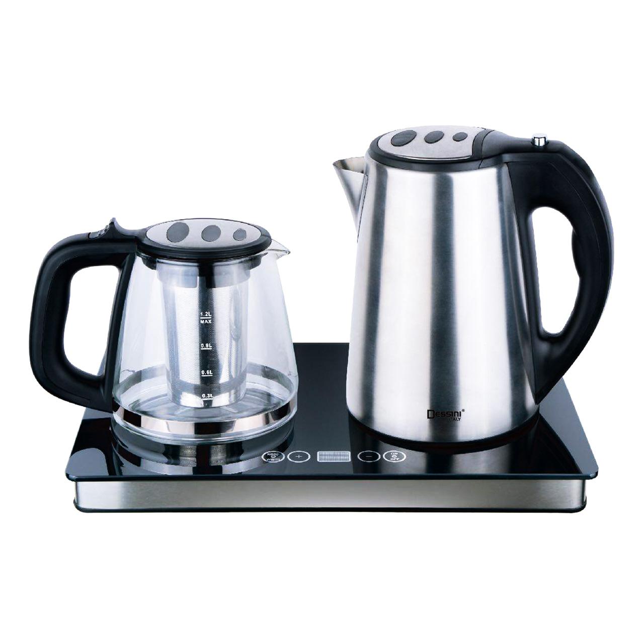 قیمت                      چای ساز مدل 9009
