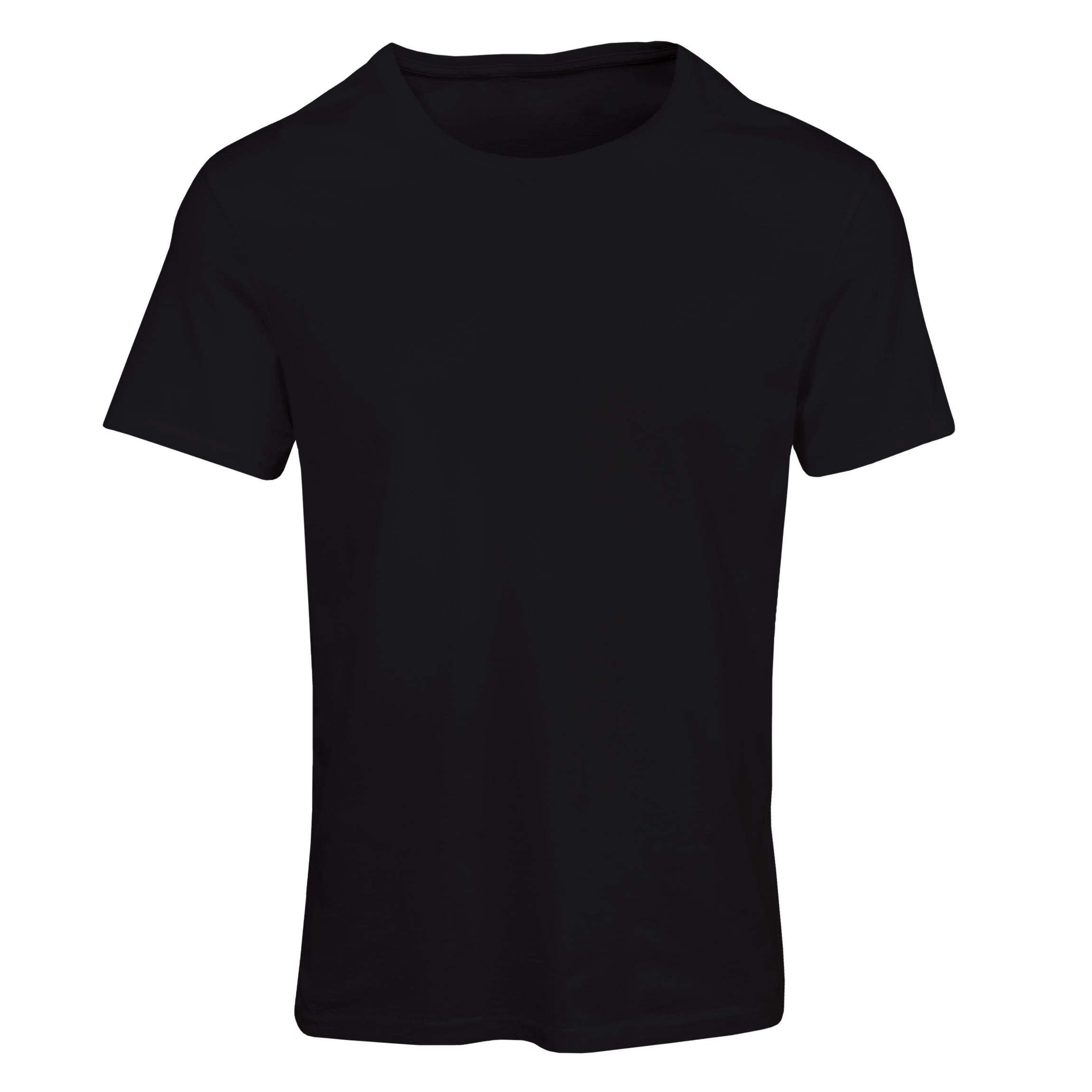 تیشرت آستین کوتاه مردانه کد SB228 رنگ مشکی