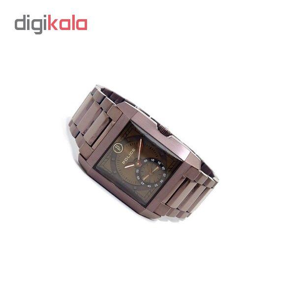 خرید ساعت مچی عقربه ای مردانه پلیس مدل PL11919MSBN/20M