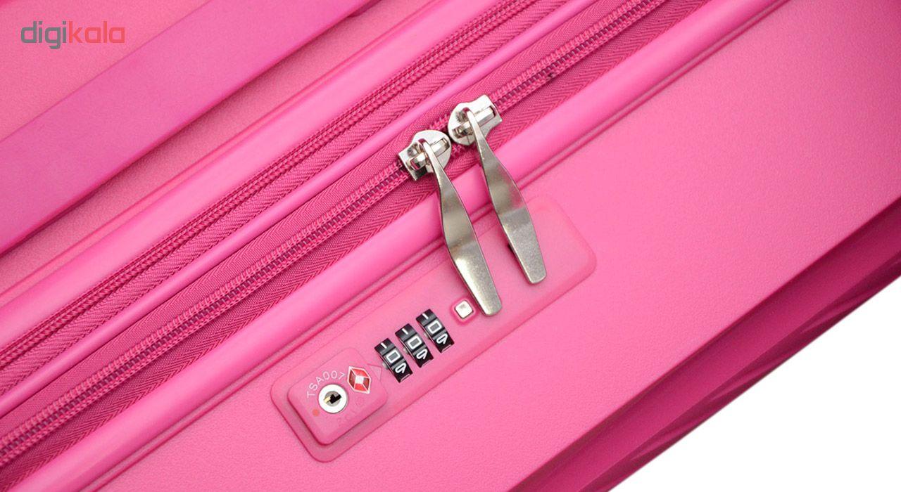 چمدان تراول کار مدل PP02-20