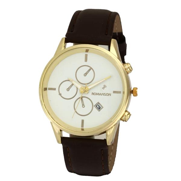 ساعت عقربه ای مردانه مدل rom04              خرید (⭐️⭐️⭐️)
