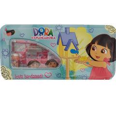 بسته لوازم التحریر مدل Dora کد 003