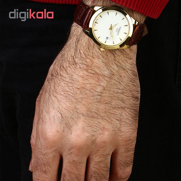 ساعت مچی عقربه ای مردانه مدل om02              خرید (⭐️⭐️⭐️)
