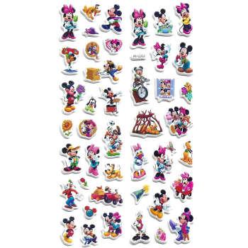 استیکر کودک طرح میکی موس مدل Mickey Mouse - j012