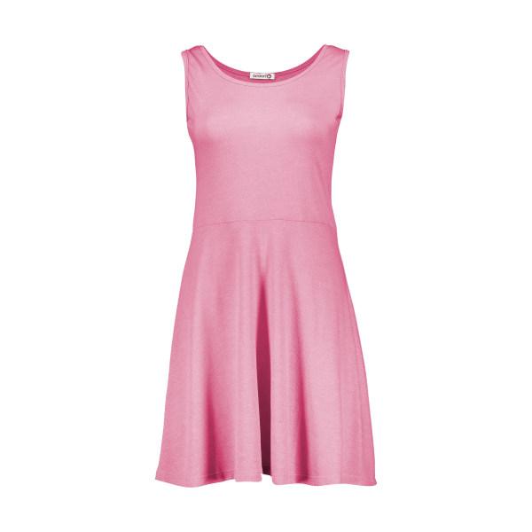 پیراهن زنانه افراتین کد 9641-3 رنگ صورتی