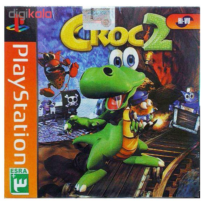 خرید اینترنتی بازی Croc 2 مخصوص ps1 اورجینال