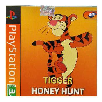 بازی Tigger Honey Hunt مخصوص ps1