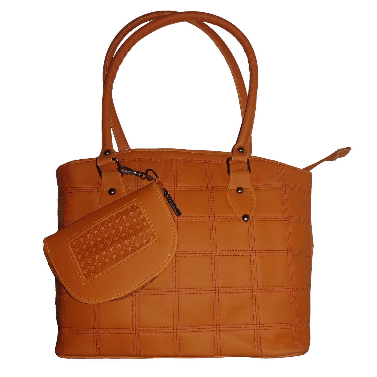 کیف دستی زنانه مدل Blk-01