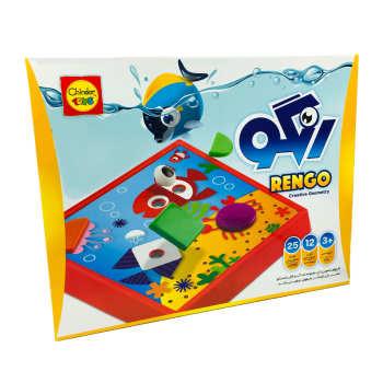 بازی آموزشی رنگو کد 447
