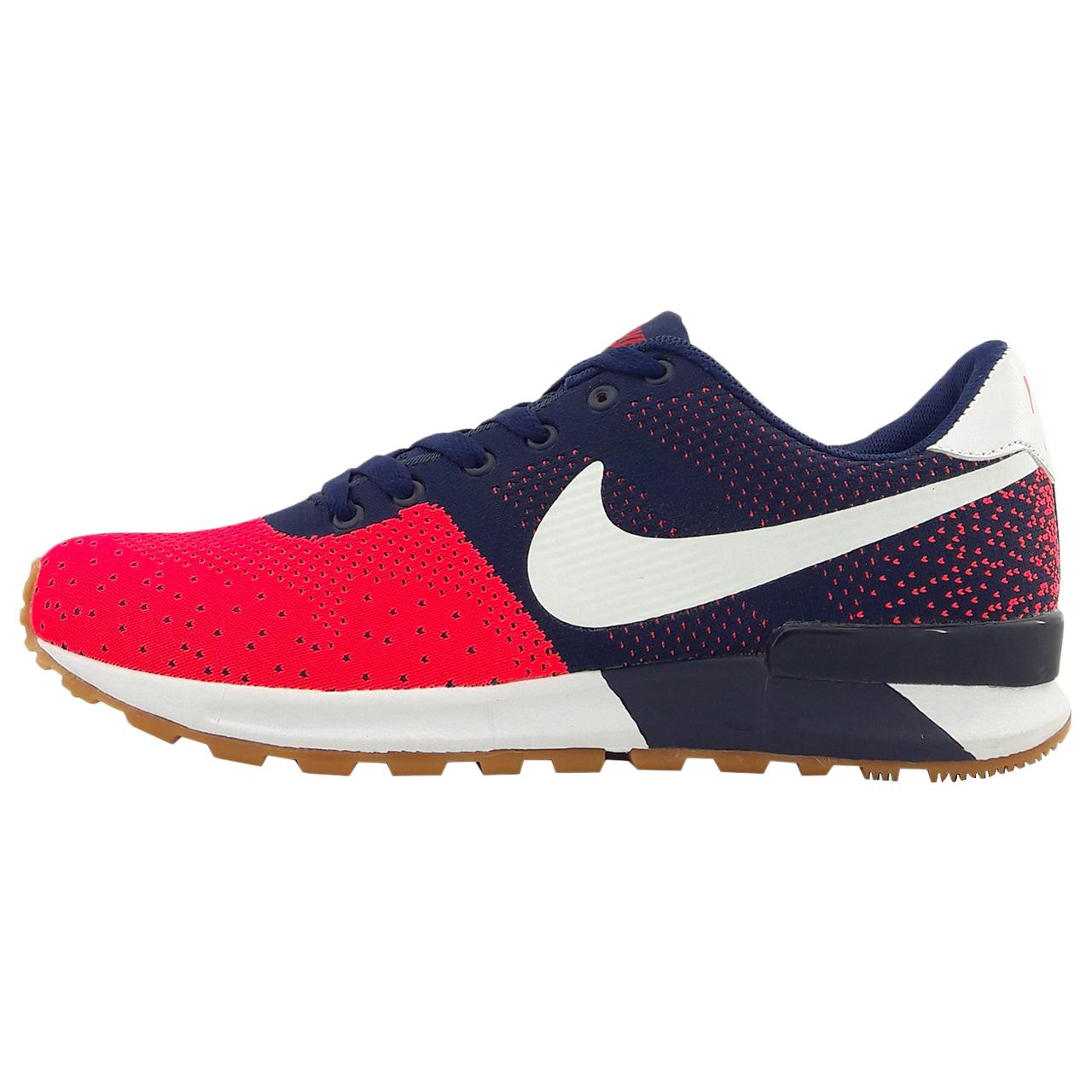 کفش مخصوص پیاده روی مردانه مدل Air nvy.pnk-01