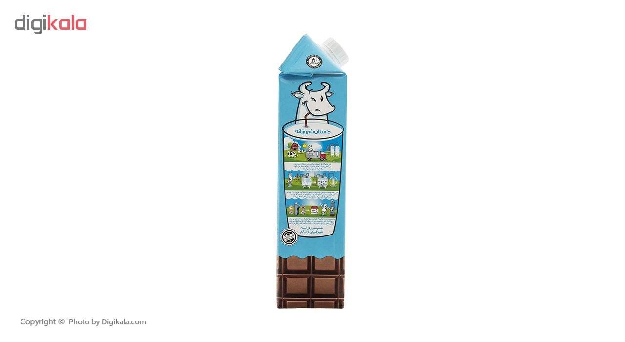 شیر کاکائو روزانه مقدار 1 لیتر main 1 2