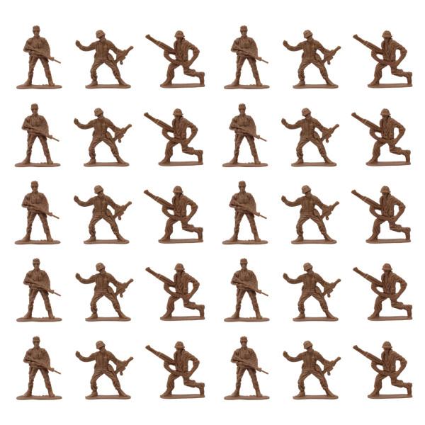 فیگو سرباز مدل Soldiers pack 2 بسته 30 عددی