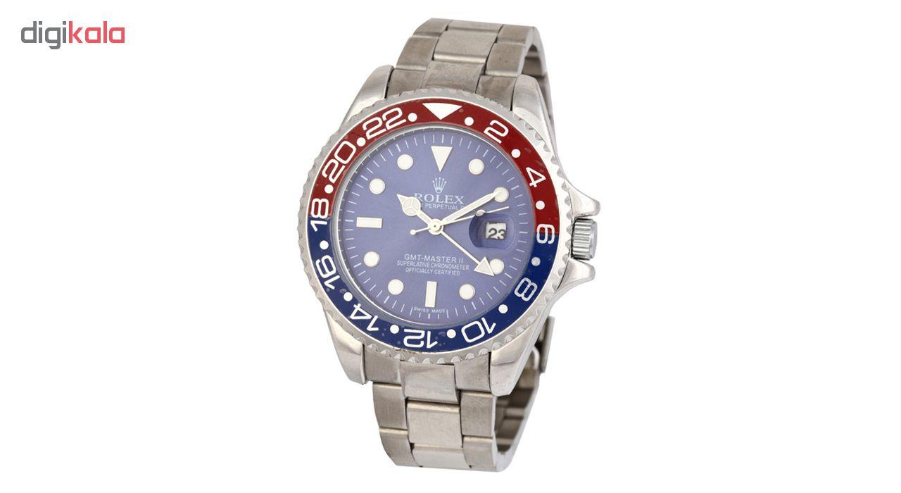 خرید ساعت مچی عقربه ای مردانه مدل RFash-Sil