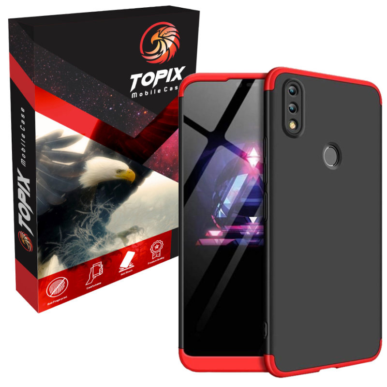 کاور تاپیکس مدل Hard مناسب برای گوشی موبایل هوآوی Honor 8X