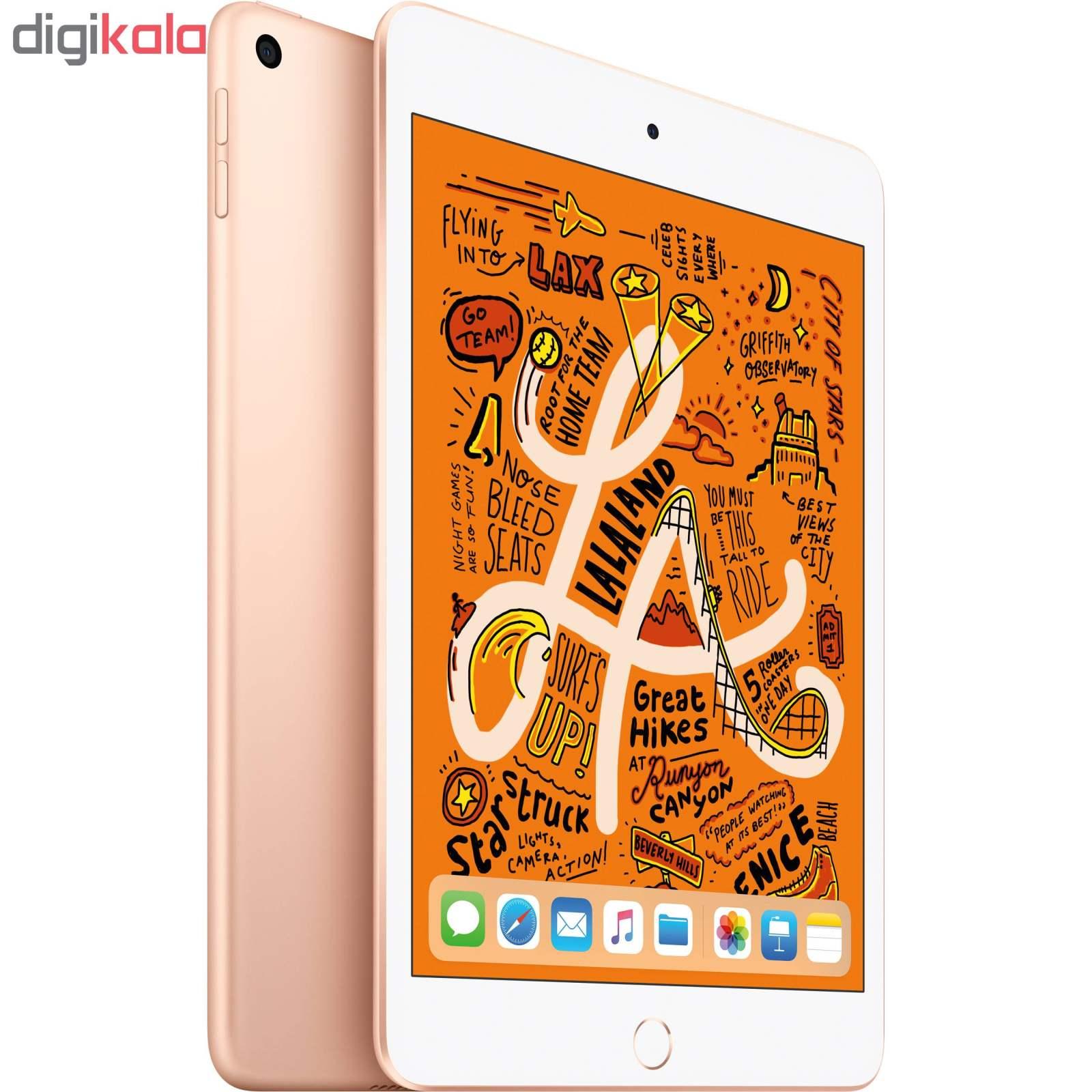 تبلت اپل مدل iPad Mini 5 2019 7.9 inch WiFi ظرفیت 256 گیگابایت main 1 3