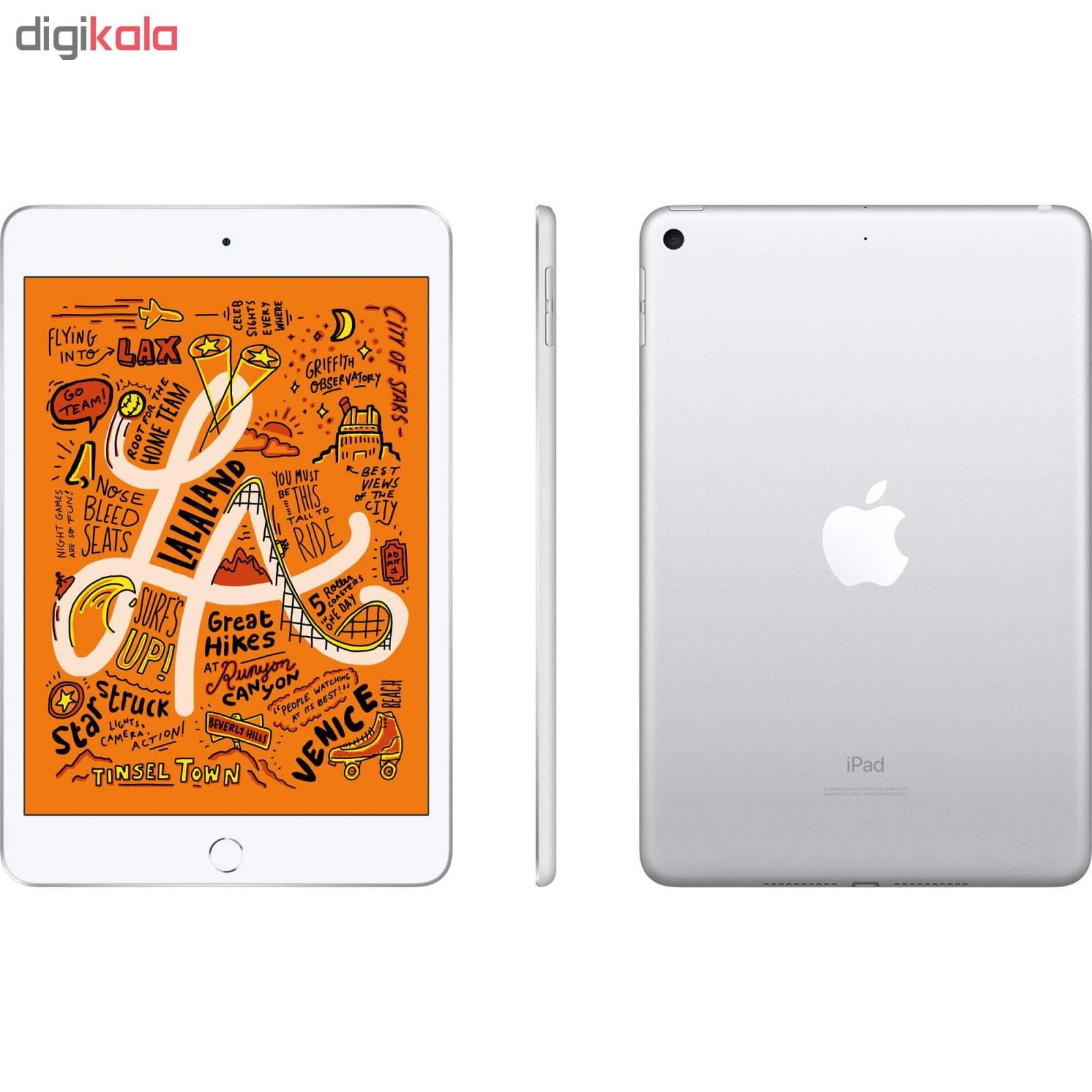 تبلت اپل مدل iPad Mini 5 2019 7.9 inch WiFi ظرفیت 256 گیگابایت main 1 6