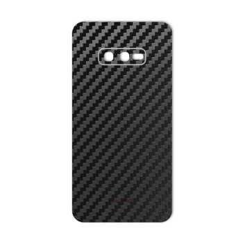برچسب پوششی ماهوت طرح Carbon-Fiber مناسب برای گوشی موبایل سامسونگ Galaxy S10e
