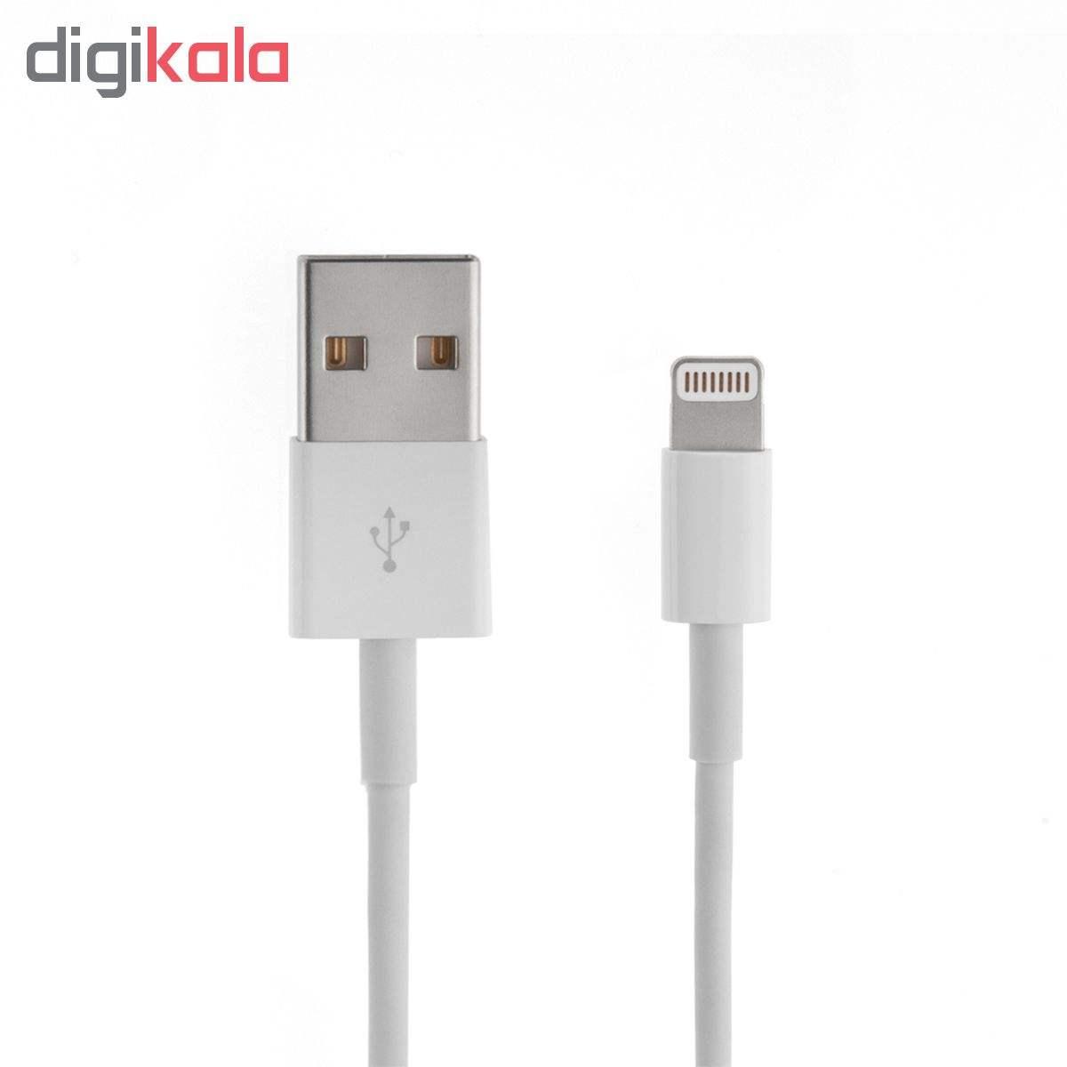 کابل تبدیل USB به لایتنینگ مدل MD818 طول 1متر main 1 1