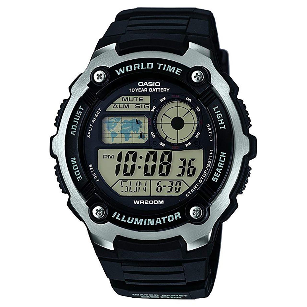 ساعت مچی دیجیتالی مردانه کاسیو مدل AE-2100W-1AVDF 41