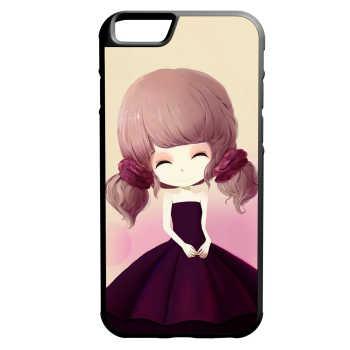 کاور طرح دخترانه کد 10078 مناسب برای گوشی موبایل اپل iphone 7/8