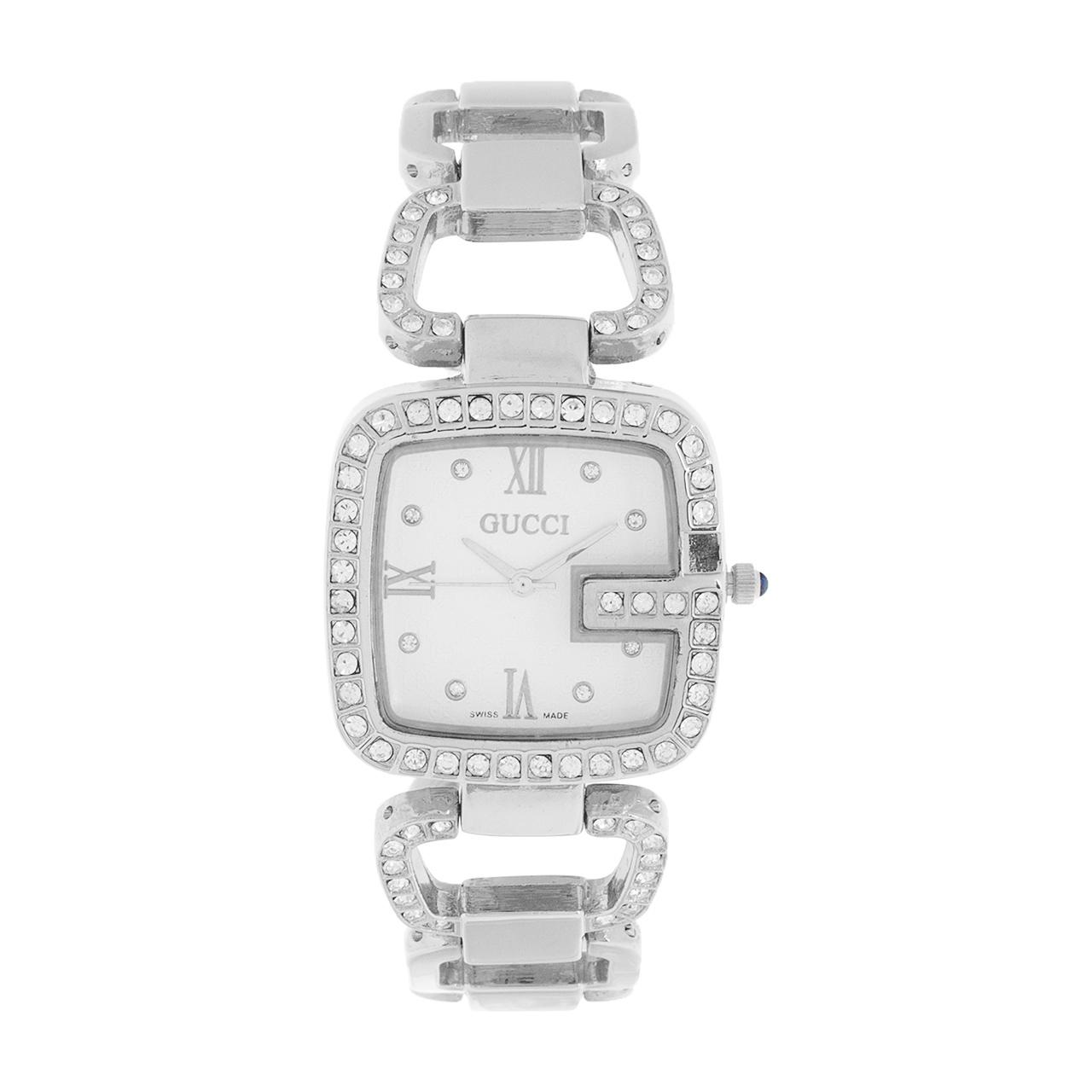 خرید ساعت مچی عقربه ای زنانه مدلGUCCI H26