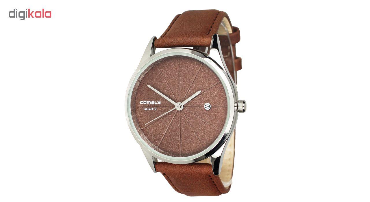 خرید ساعت مچی عقربه ای مردانه کیملی مدل Com-04 | ساعت مچی