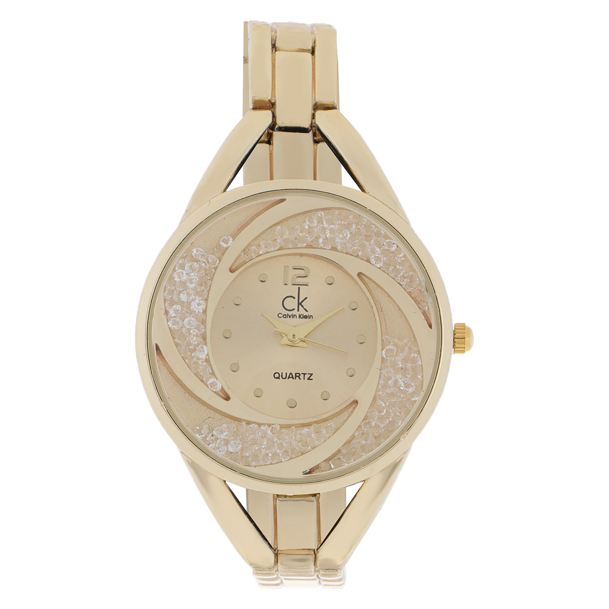ساعت مچی عقربه ای زنانه مدل  Calvin Klein H37 3
