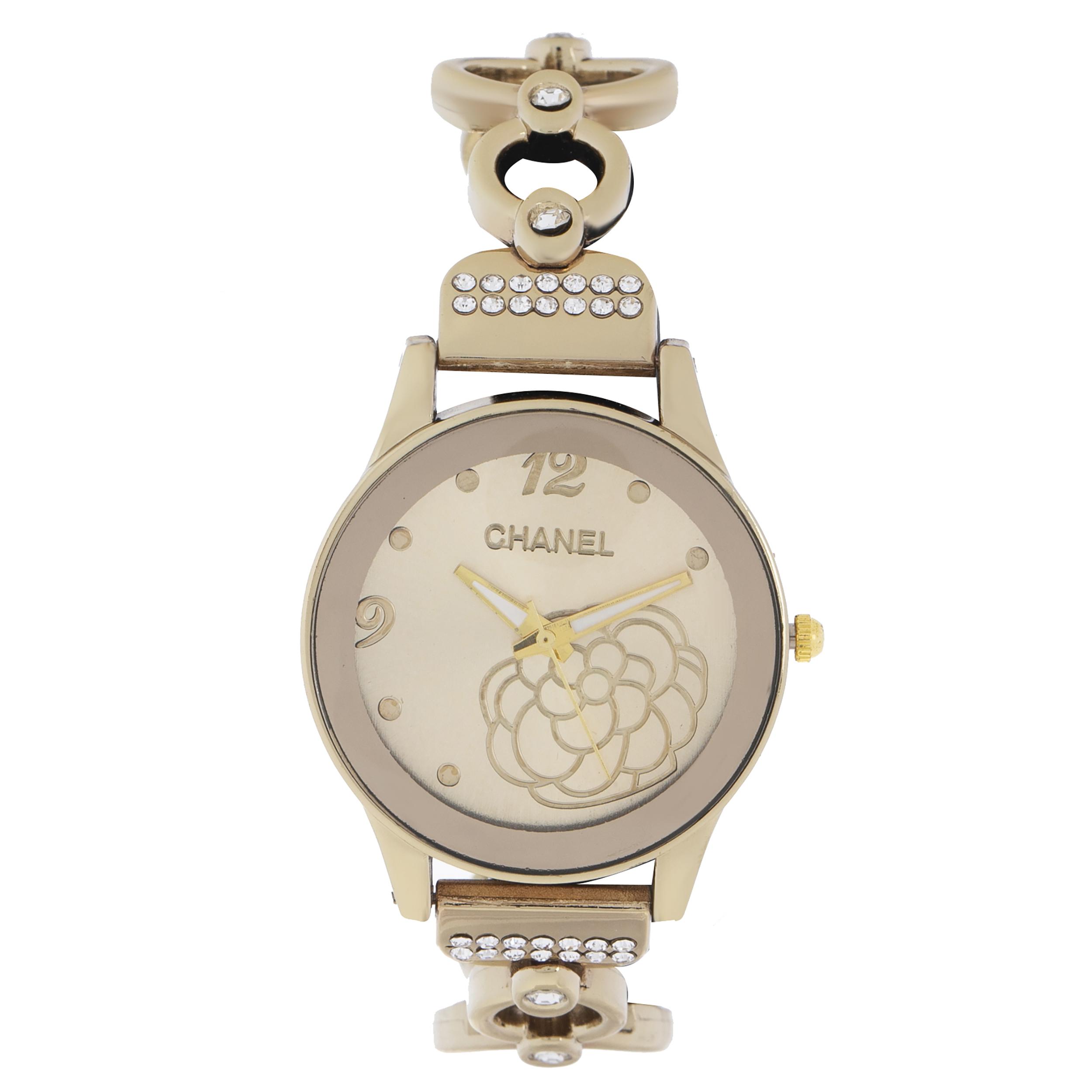 ساعت مچی عقربه ای زنانه مدل  CHANEL H39