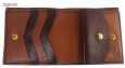 کیف پول چرمی دست دوز مردانه مدل JB/NI thumb 1