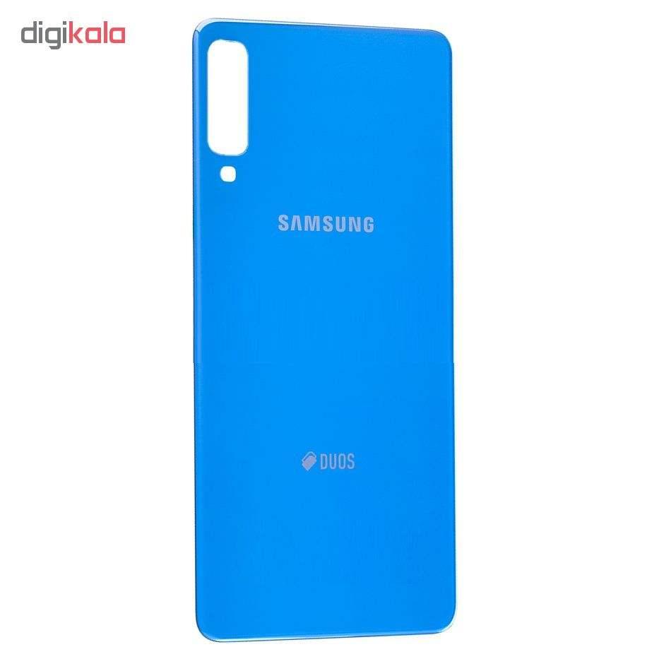 در پشت گوشی کد 718 مناسب برای گوشی موبایل سامسونگ Galaxy A7 2018 DUOS main 1 1