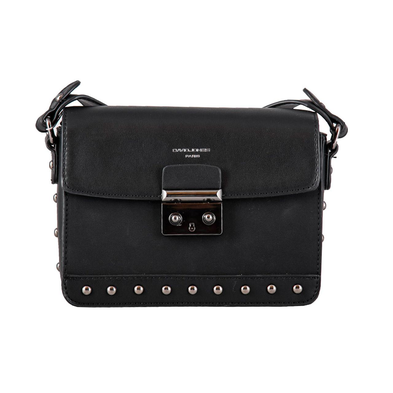 قیمت کیف رو دوشی زنانه دیوید جونز مدل 2-5811