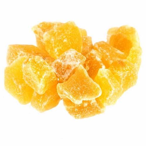 میوه خشک زنجبیل پرورده فله مقدار 250 گرم