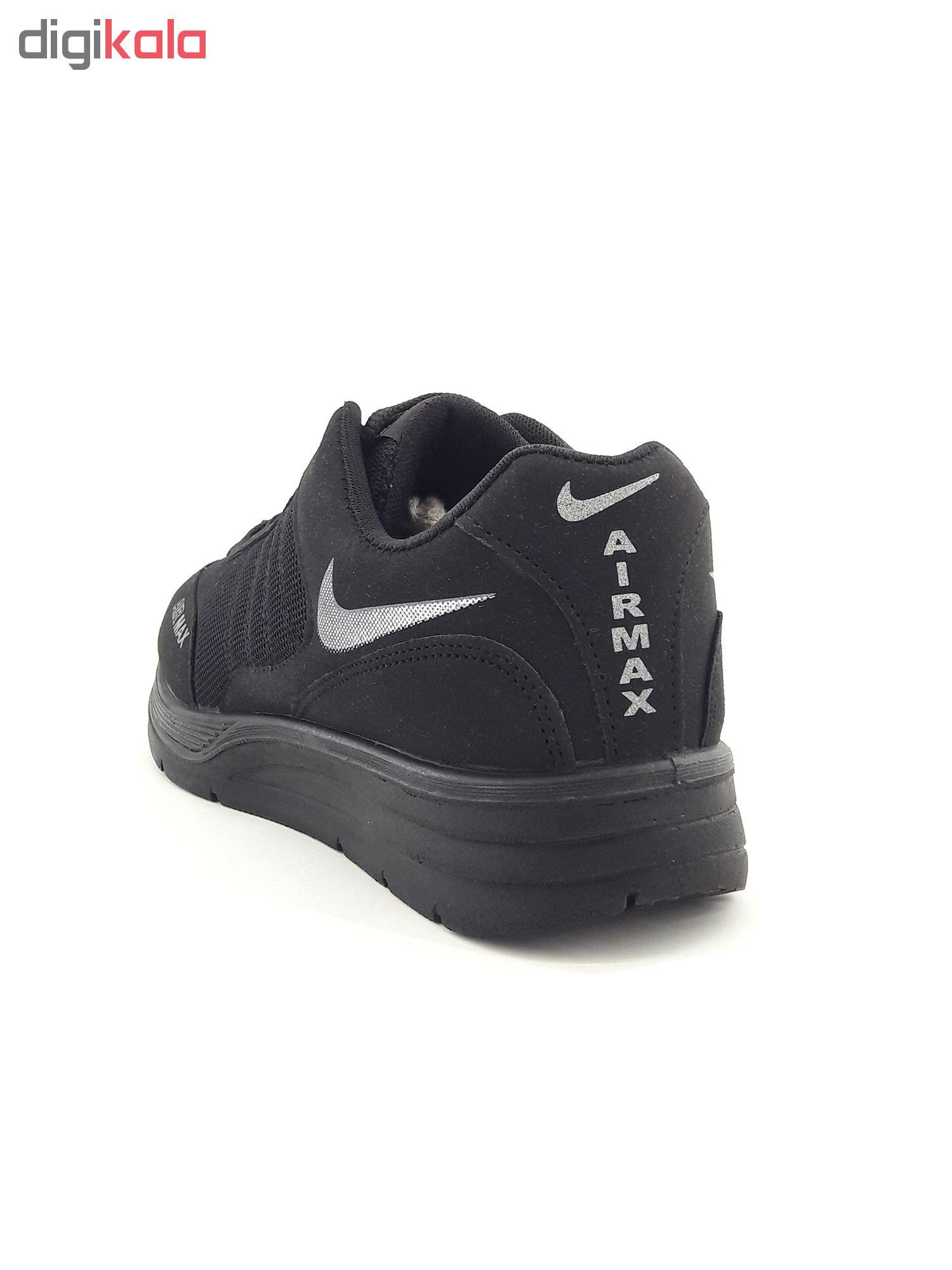 کفش مخصوص پیاده روی مردانه مدل Nk.airmax.idl.bl-01
