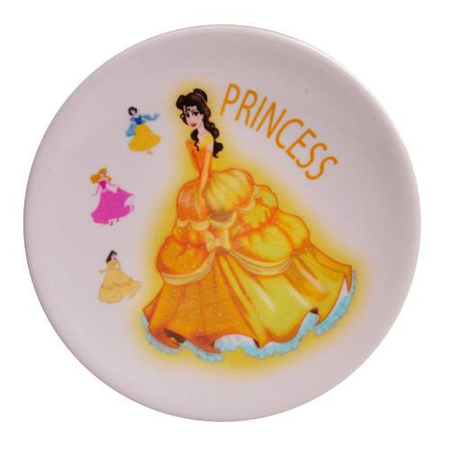بشقاب کودک مهروز کد 5024 طرح پرنسس دیزنی 1