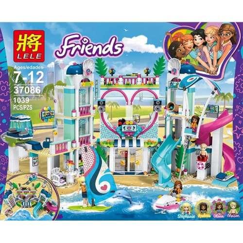 ساختنی لی لی مدل Friends 37086
