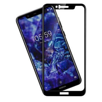 محافظ صفحه نمایش نیکسو مدل FG مناسب برای گوشی موبایل نوکیا 5.1 پلاس