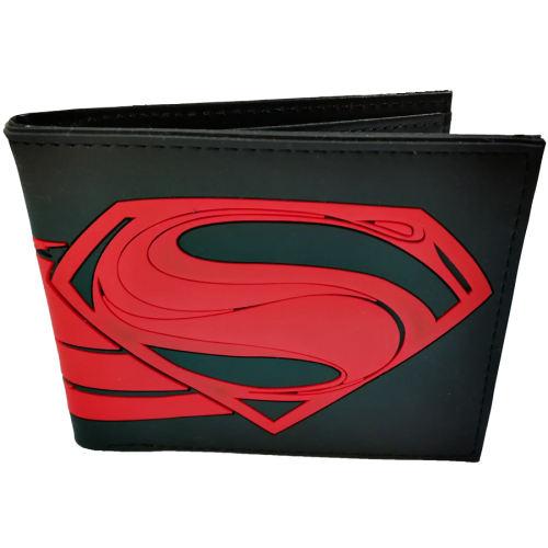 کیف پول بایو ورد سری DC مدل Man Of Steel