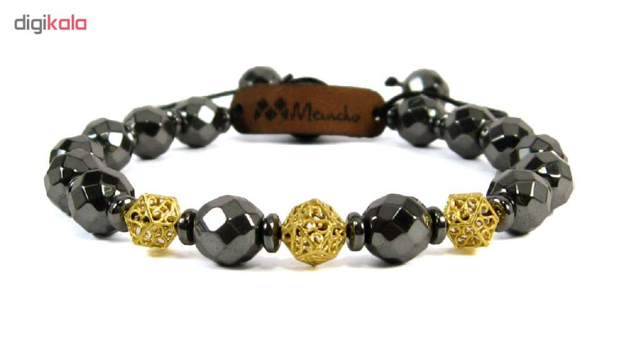 دستبند قیمتی مردانه