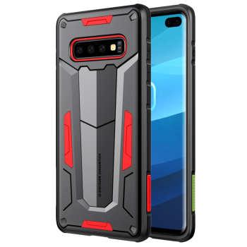 کاور نیلکین مدل Defender 2 مناسب برای گوشی موبایل سامسونگ Galaxy S10 Plus