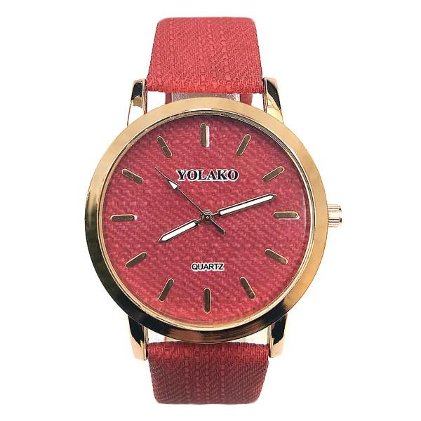 ساعت مچی عقربه ای زنانه یولاکو مدل 1489