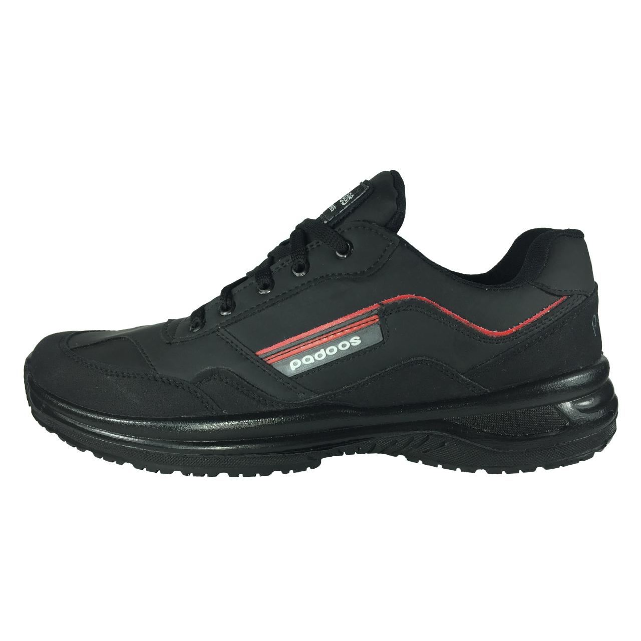 کفش مخصوص پیاده روی زنانه مدل B427 رنگ مشکی
