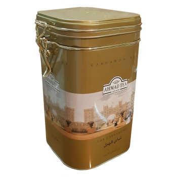 چای سیاه احمد با طعم هل مقدار 225 گرم