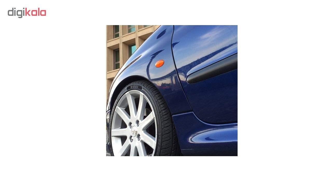 چراغ گلگیر خودرو مدل P-03 مناسب برای پژو 206 بسته 2 عددی main 1 3