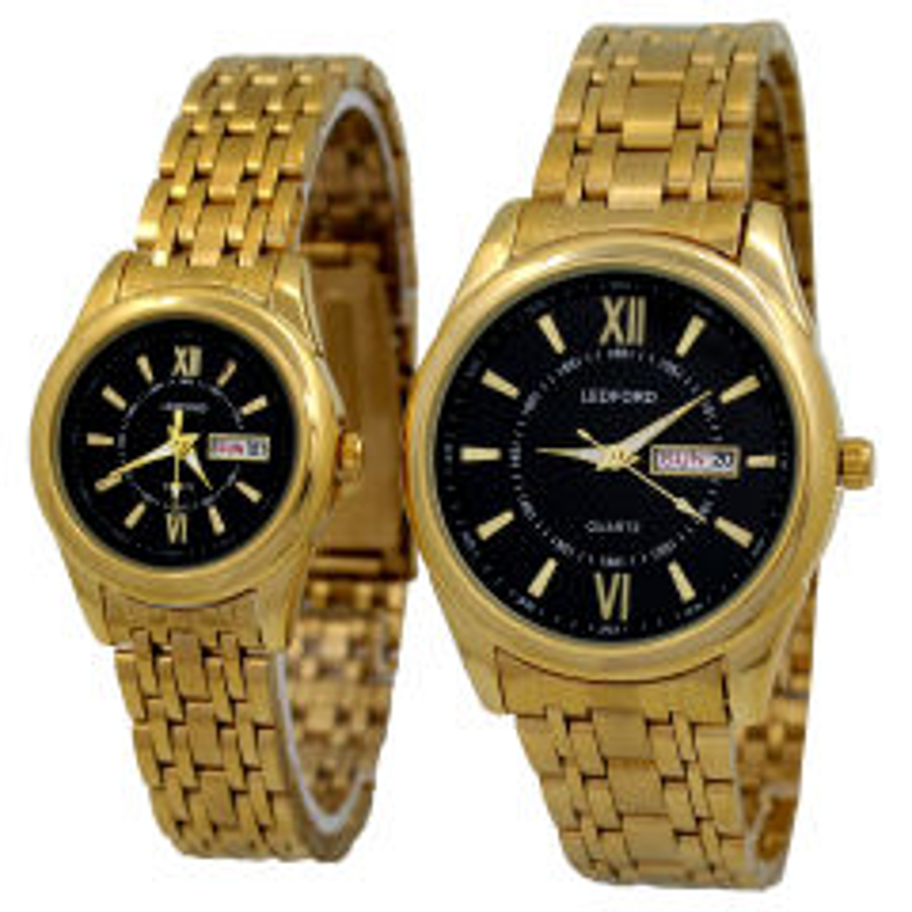 ست ساعت مردانه و زنانه لدفورد کد DGSU-0038