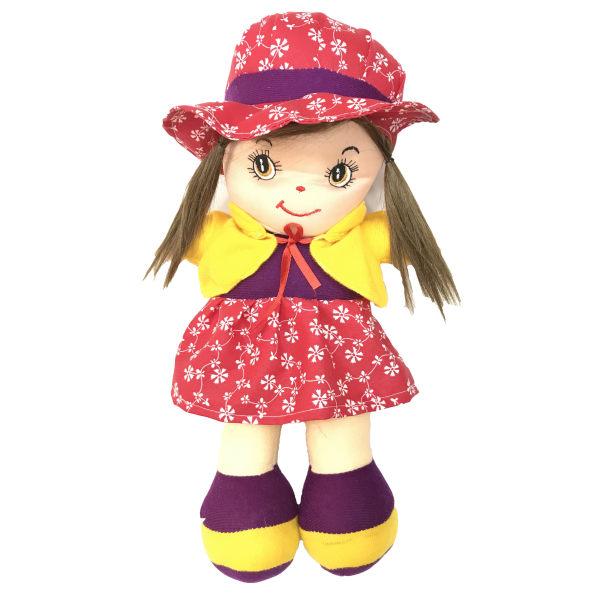 عروسک طرح دختر روسی آیسان ارتفاع40 سانتی متر
