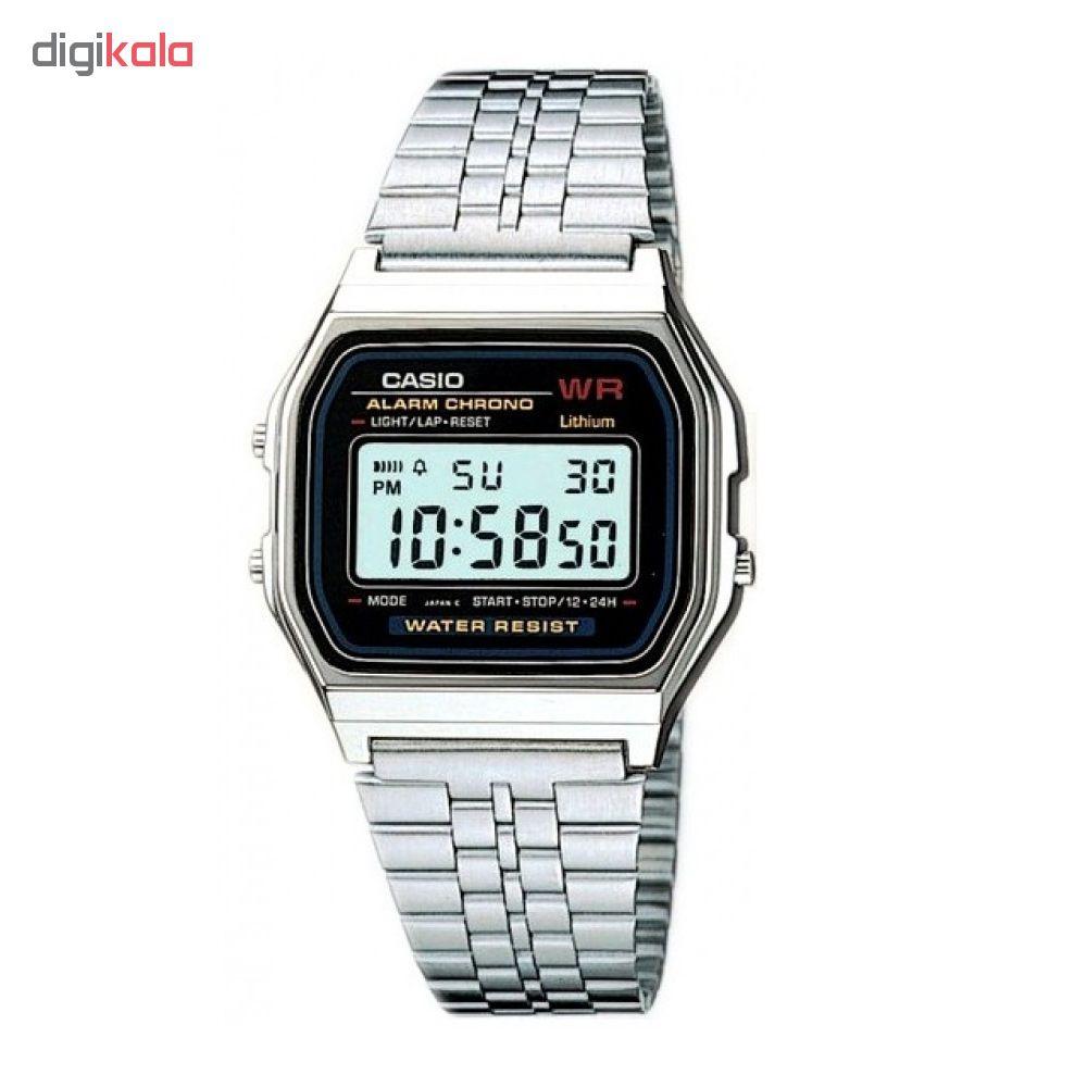 ساعت دیجیتال مردانه مدل A159W-N1DF