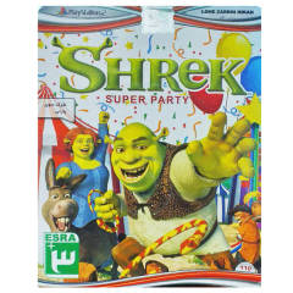 بازی Shrek Super Party مخصوص ps2