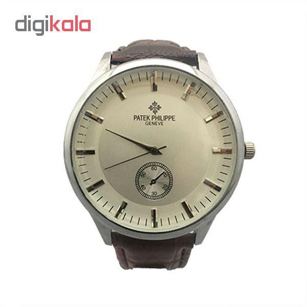 خرید ساعت مچی عقربه ای مردانه مدل P101